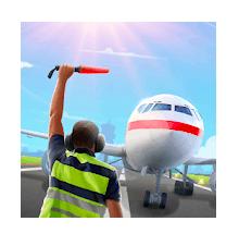 Airport City MOD APK v7.7.15 (Unlimited Money)