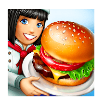 Cooking Fever Mod Apk (Unlimited Coins/Gems) v8.0.1