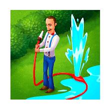 Gardenscapes Mod Apk v4.1.0 (Unlimited Coins + Stars)