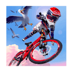 Downhill Masters Mod + Apk + Data (Unlimited Money) v1.0.44