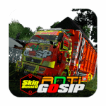 Mod BUSSID Truck Canter Anti Gosip Apk v1.5 (Full)
