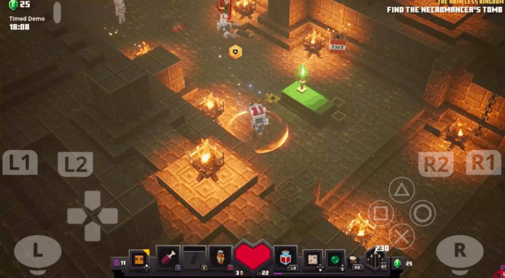 Download Minecraft Dungeons Apk Full Android Terbaru 2020 Rajaapk Com
