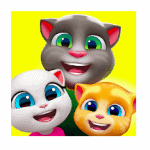 My Talking Tom Friends Mod Apk (Unlimited Money) v1.1.1.2027