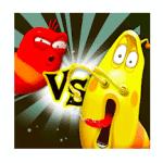 Larva Heroes Battle League Mod Apk (Unlimited Candy/Gold) v2.2.1