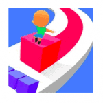 Cube Surfer Mod Apk (Unlimited Gems) v2.4.0