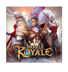 Mobile Royale Mod Apk (God Mode, High Damage) v1.18.0