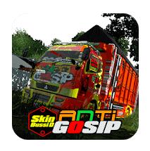 Mod Truck Canter Anti Gosip BUSSID Apk v1.5