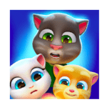 My Talking Tom Friends Mod Apk (Unlimited Money) v1.2.1.3
