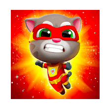 Talking Tom Hero Dash Mod Apk (Unlimited Money) v2.2.1.1300