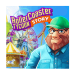 RollerCoaster Tycoon Story Mod Apk (Unlimited Coins/Lives/Tickets) v1.3.5552