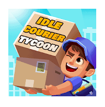 Idle Courier Tycoon Mod Apk (Unlimited Money) v1.6.0