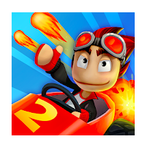 Beach Buggy Racing 2 Mod Apk (Unlimited Money) v2021.03.05